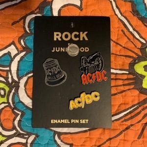 🍒LAST CALL Brand New AC/DC pins Junk Food